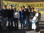 Manifestazione No triv Roma