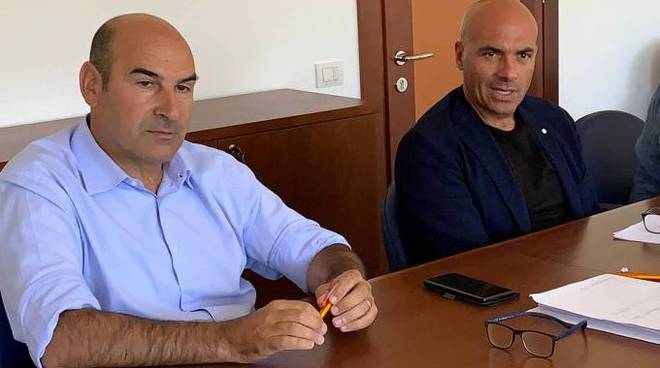 Roberto Cifarelli e Luca Braia