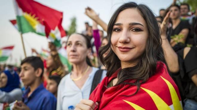 solidarietà al popolo curdo