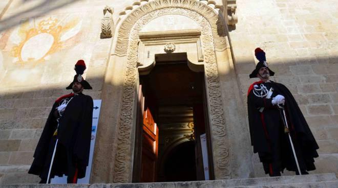 Celebrazioni Virgo Fidelis, carabinieri