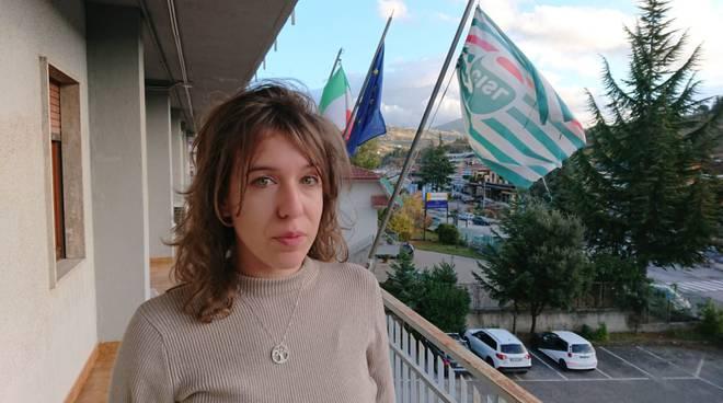 Emanuela Sardone, Fisascat