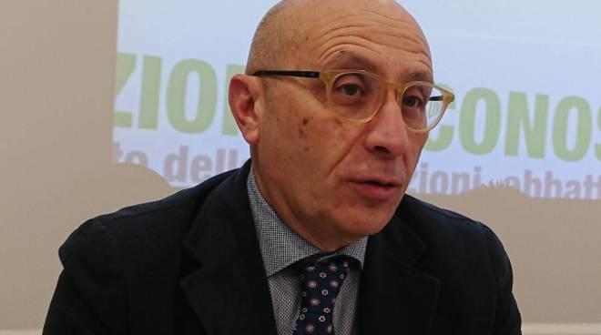 Enrico Gambardella, segretario Cisl Basilicata