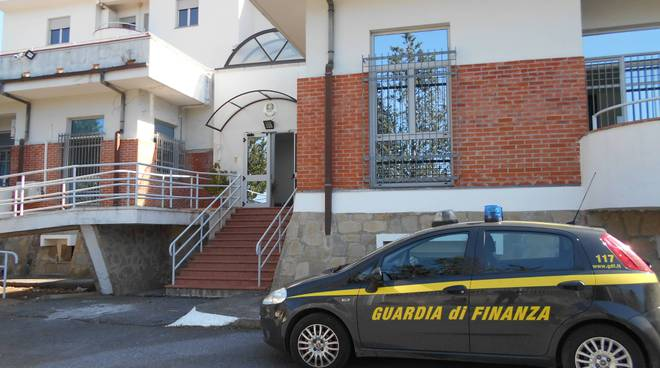 Guardia di Finanza di Maratea