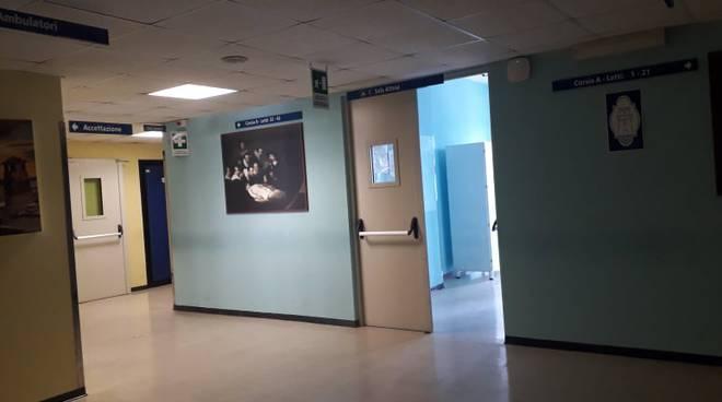 Reparto ospedale San Carlo, Potenza