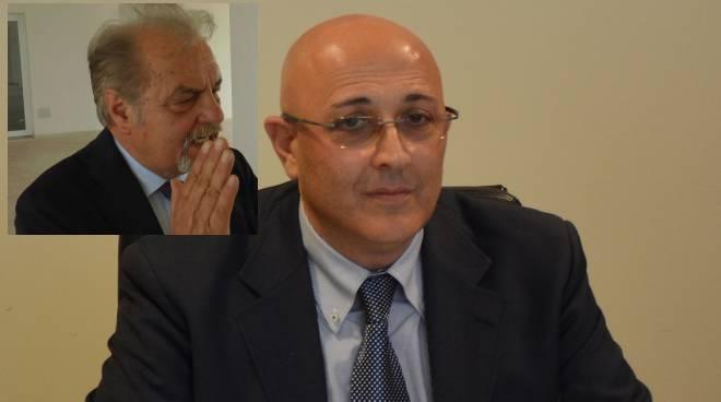 Rocco Leone e Massimo Barresi