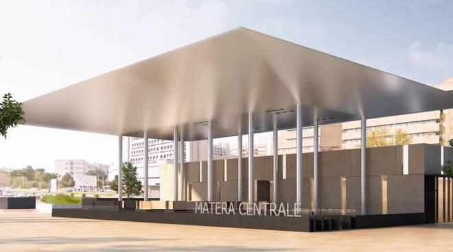 Stazione Fal Matera centrale