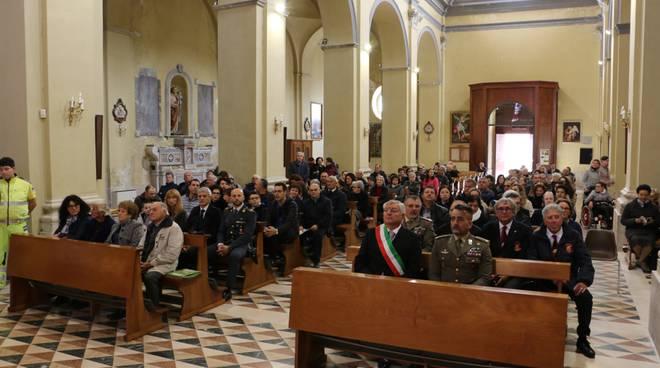 Traslazione resti soldato Pietragalla