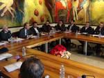 Bardi e i sindaci del Marmo-Platano-Melandro