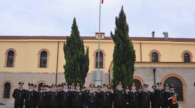 Carabinieri, Caserma Lucania
