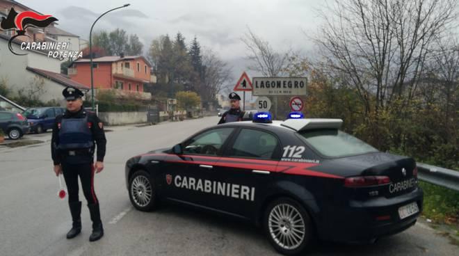 carabinieri lagonegro