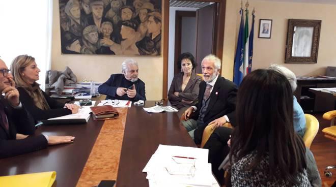 Incontro associazione Coscioni con assessore Leone
