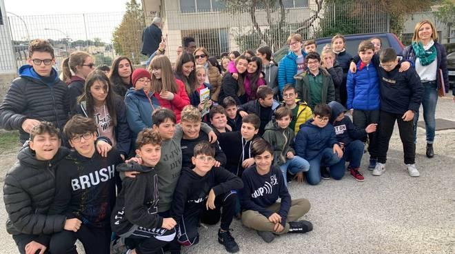 Progetto scuola Torraca Matera