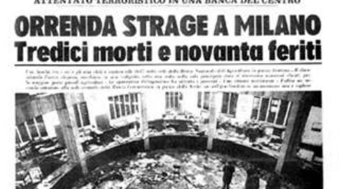 Strage Piazza Fontana, Corriere della sera