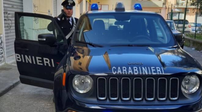 Carabinieri Montalbano Jonico