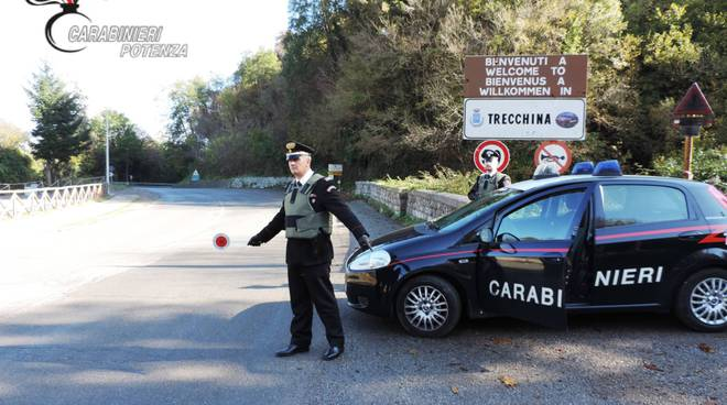 Carabinieri Trecchina