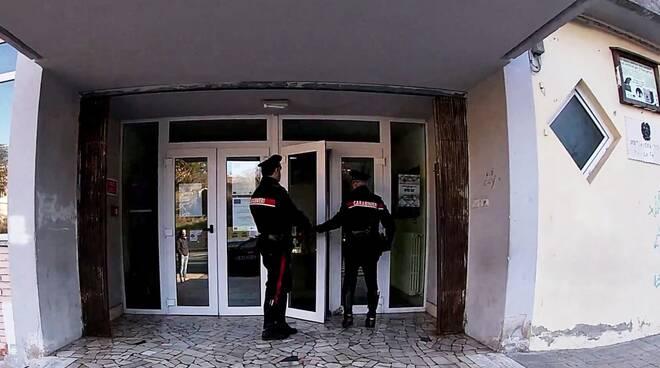 Furti a scuola, operazione carabinieri