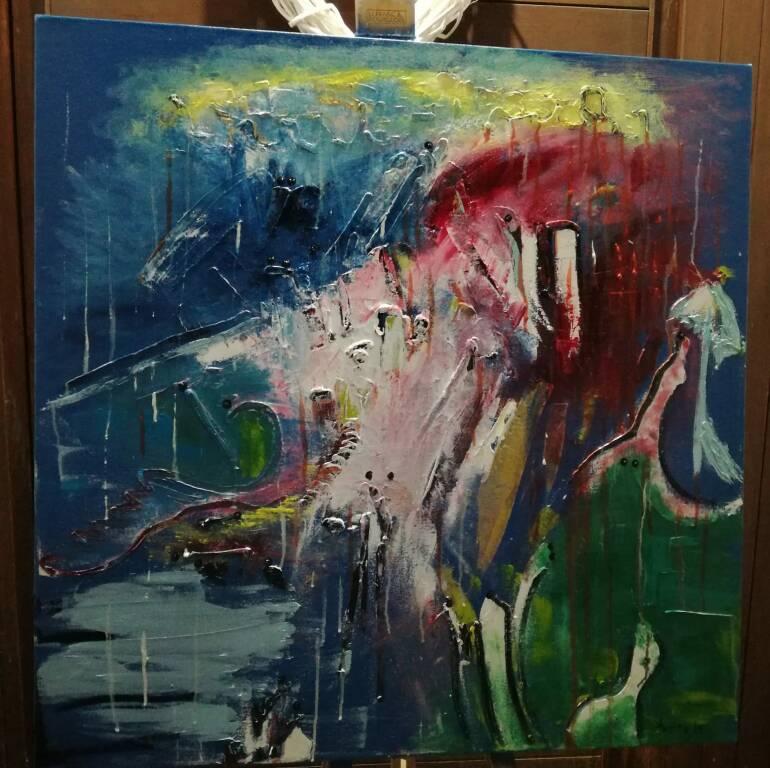 La pittura di Luciana Coletta