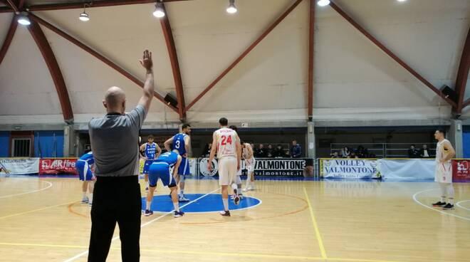 Olimpia basket a Valmontone