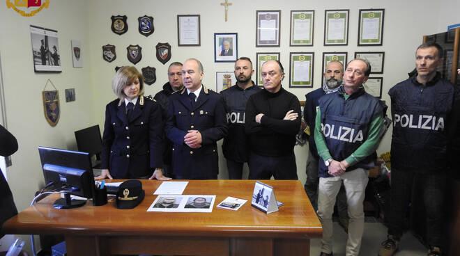 Polizia di Matera