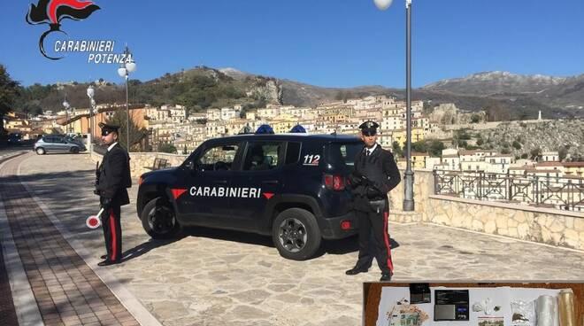 Carabinieri Muro Lucano