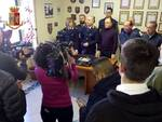 Conferenza stampa rapina