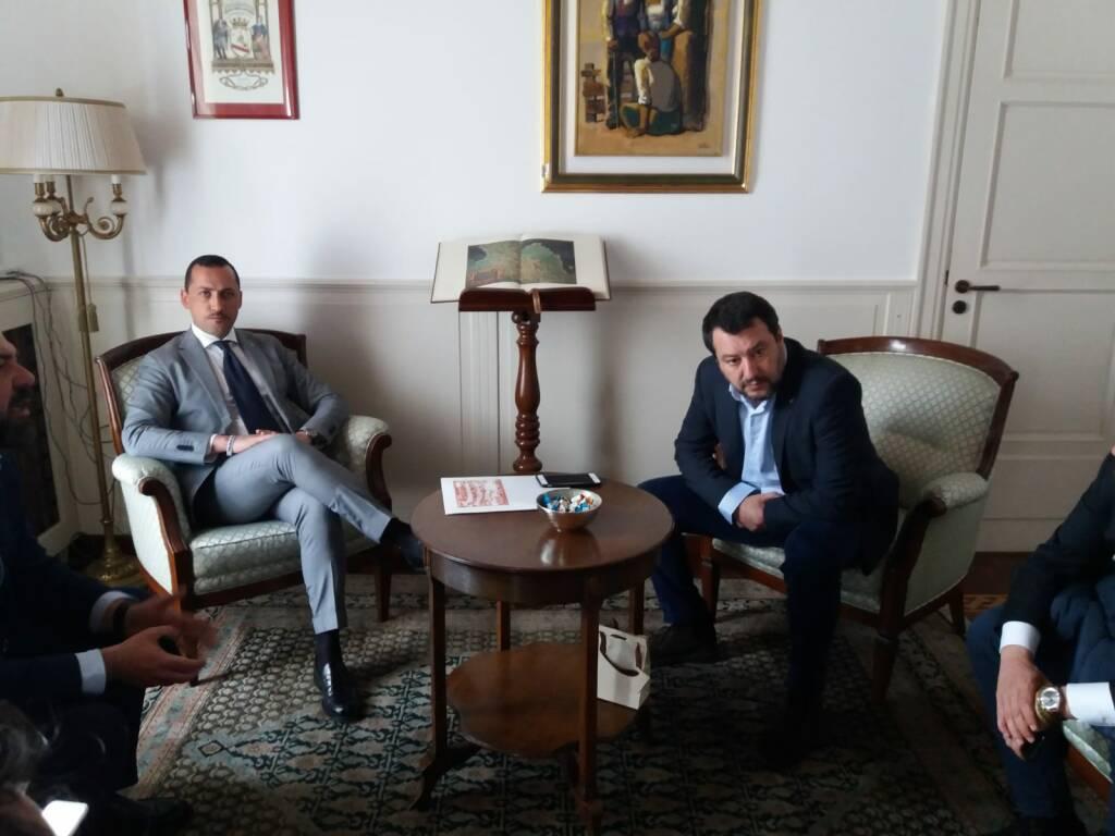 Guarente e Salvini