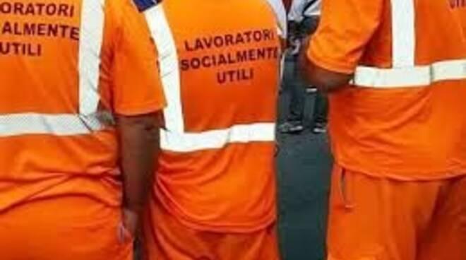 Lavoratori socialmente utili
