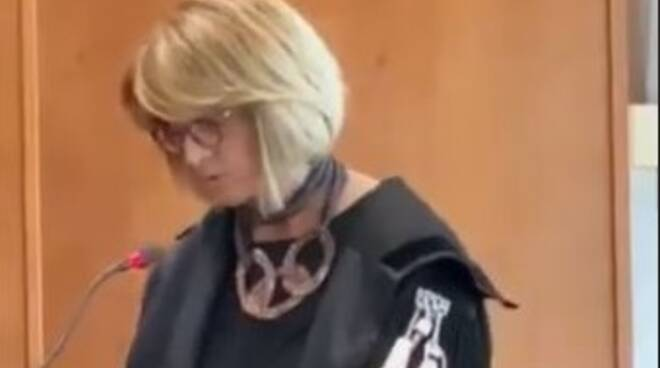 Stefania Fiore, avvocata