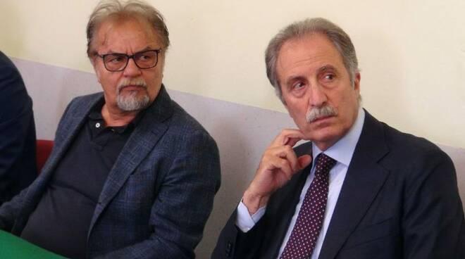 Vito Bardi e Rocco Leone