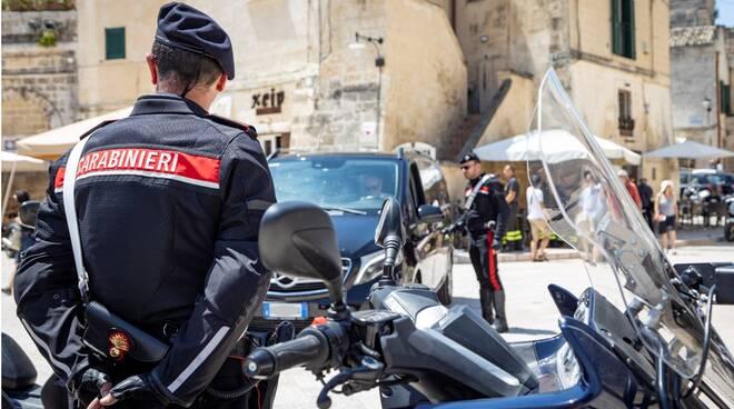 Carabinieri Matera