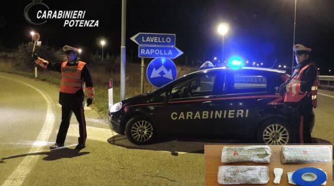 Carabinieri Rapolla