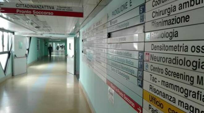 Interno ospedale San Carlo