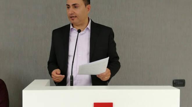 Luigi Ditella, segretario Filt Cgil Basilicata