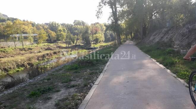 Parco fluviale del Basento