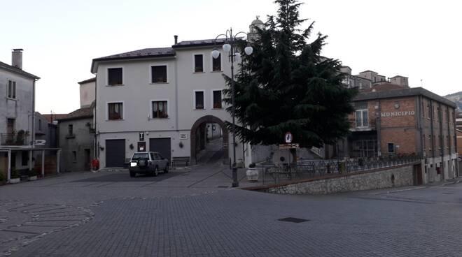 Piazza Plebiscito, Savoia di Lucania