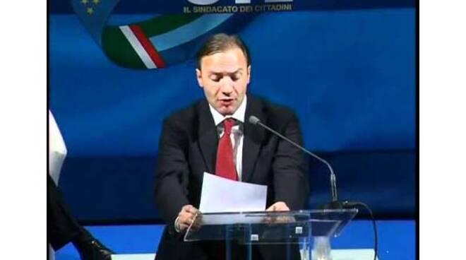 Vincenzo Tortorelli, segretario Uil Basilicata
