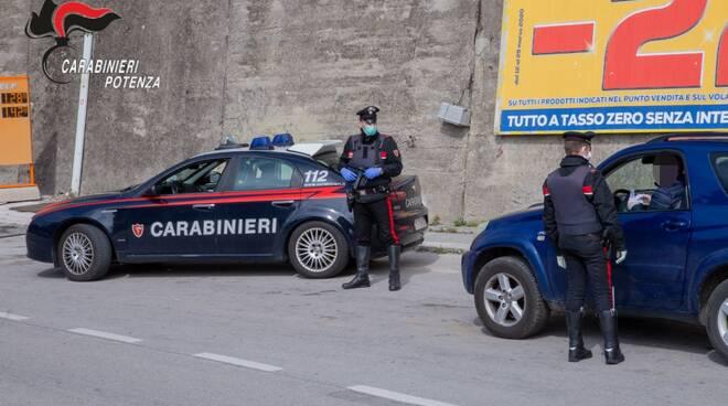 Carabinieri Maratea