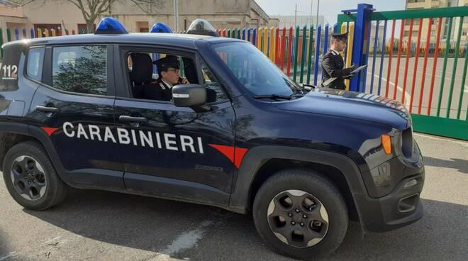 Carabinieri Pomarico
