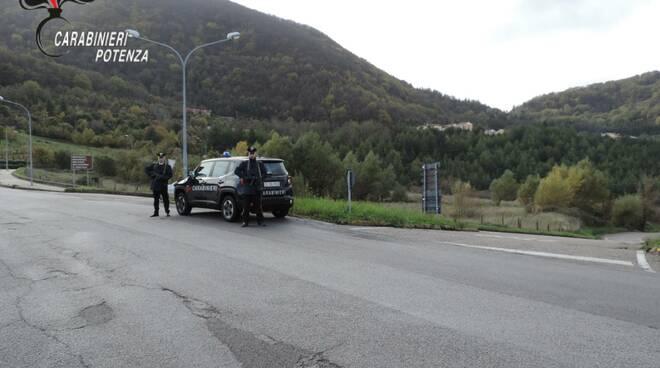 Carabinieri San Fele