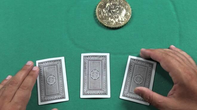 Gioco delle tre carte