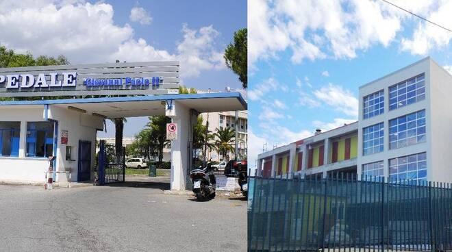 Ospedale di Policoro e Tinchi