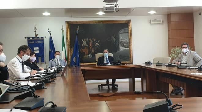 Accordo Unibas regione