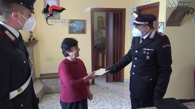 Carabinieri di Avigliano