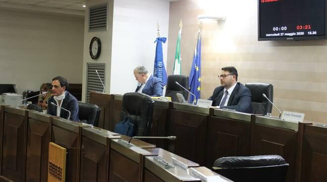 Lutrelli in Prima Commissione