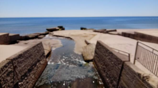 Sopralluogo idrovore Metaponto e Nova Siri