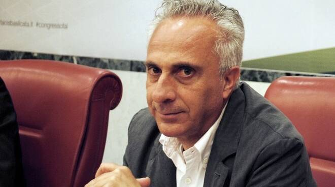 Vincenzo Cavallo, segretario Fai Cisl Basilicata