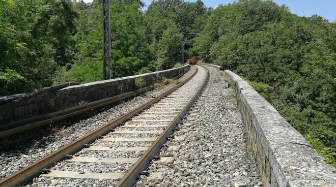 Ferrovia tratta Battipaglia Potenza