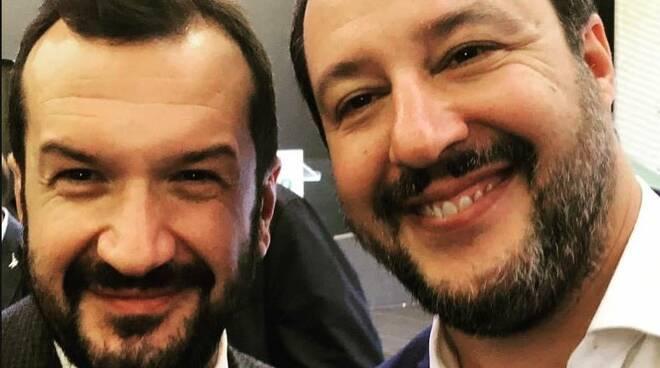 Pepe e Salvini