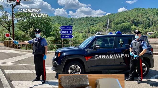 Carabinieri di Spinoso
