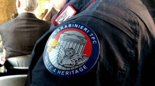 Carabinieri Tpc